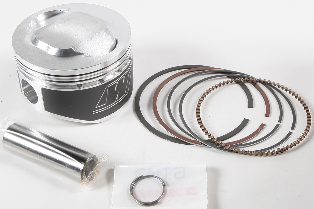 Wiseco Can-Am Outlander 800 800R R Piston Kit 92mm 1mm Overbore 2006-2013