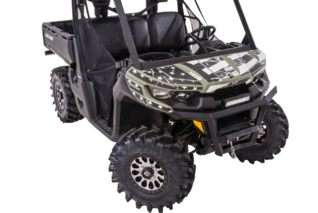 Can-am Maverick Front 800//1000 2012-up Bumper All Years